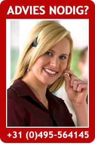 Bel de CD Perserij voor meer advies of vragen!